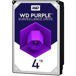 هارد دیسک وسترن دیجیتال بنفش 4 ترابایت