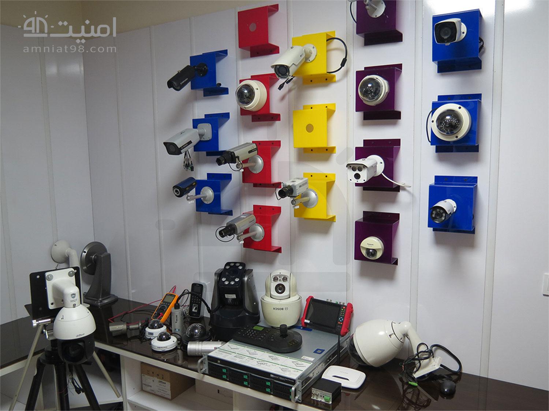 بزرگترین مرجع بررسی دوربین مداربسته ایران