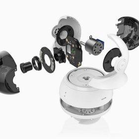 دوربین-تحت-شبکه-وای-آی-مدل-1080P-Dome