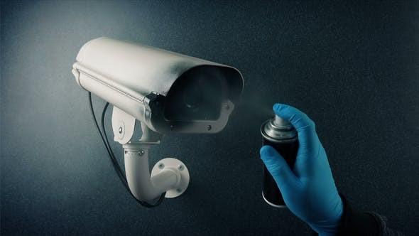 تشخیص خرابکاری یا Tampering توسط نرم افزار آنالیز تصاویر دوربین مداربسته