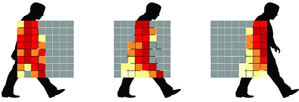 مقایسه تصاویر پشت سر هم در نرمافزار آنالیز تصاویر (motion detection)