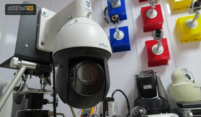 دوربین مداربسته دوربین شبکه ip دوربین آنالوگ دوربین بیسیم دوربین بولت دوربین دام اسپیددام