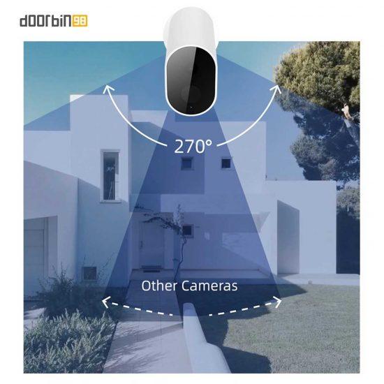دوربین مداربسته شارژی بولت آی می لب مدل EC2 CMSXJ11A