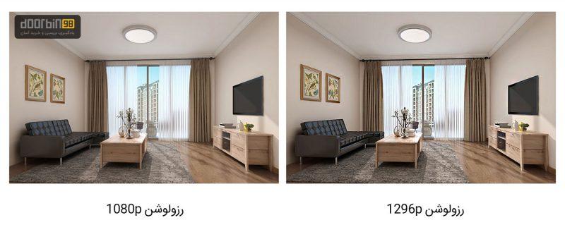 وضوح تصویر قیمت و خرید دوربین شیائومی مدل MJSXJ06CM 2K Pro