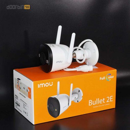 دوربین بولت بیسیم آیمو مدل Imou Bullet 2E IPC-F22FP | بهترین قیمت ایمو | آی ام او یو