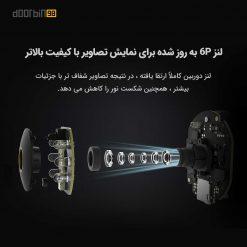 لنز دوربین شیائومی مدل MJSXJ06CM 2K Pro